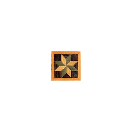 Marqueterie 704 Etoile-Placages et Filets GAUTHEY